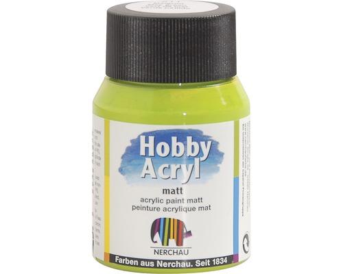 Akrylová farba Hobby Acryl matt zelená 59 ml