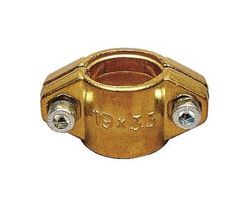 Upínacia objímka mosadz GEKA 2 dielna 25-27 mm