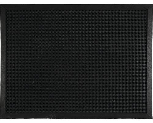 Gumová rohožka s nopmi 60x80 cm