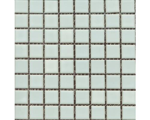Keramická mozaika M 810 sivá 30,2 x 33 cm