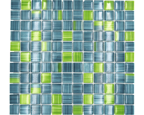 Sklenená mozaika Crystal XCM 8250 2,5x2,5 cm
