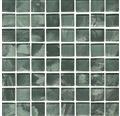 Sklenená mozaika CM 4240 šedá 30,5x32,5 cm