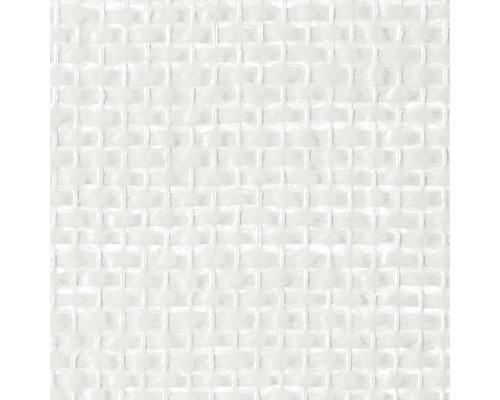 Pretierateľná tapeta Modulan sklovláknitá hrubá biela 1x25 m