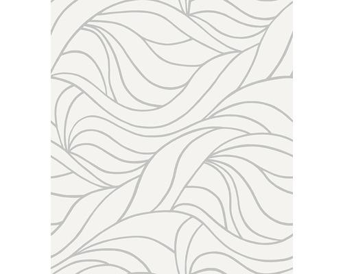 Samolepiaca fólia d-c-fix® Antwerpen statická biela 90x150 cm