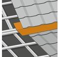 Záveterná lišta pre manzardy vnútorné Spanish Andalúzia šedá dĺžka 1 m