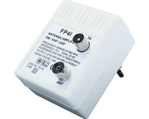 Anténny zosilňovač FM/UHF/VHF