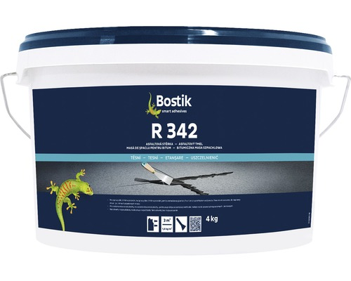 Bitúmenová stierka Bostik R 342, 4 kg