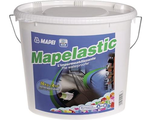 Hydroizolačná stierka Mapei Mapelastic, 16 kg