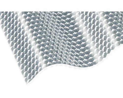 Akrylátová doska Guttacryl Wabe 2000x1045 mm číra