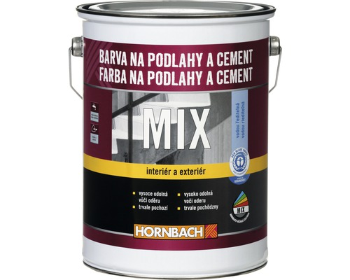Mix Farba na cement a podlahy 750 ml C