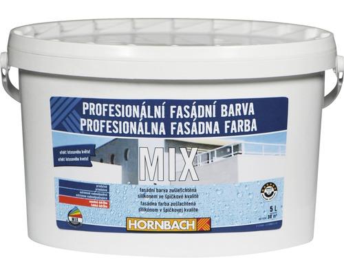 Profesionálna fasádna farba Hornbach MIX, báza C 5 l