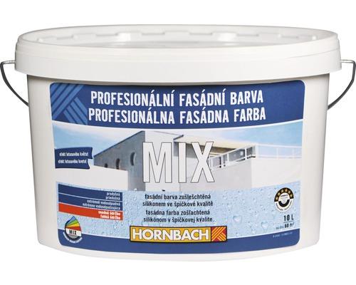 Profesionálna fasádna farba Hornbach MIX, báza C 10 l