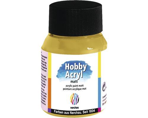Akrylová farba Hobby Acryl matt okrová 59 ml