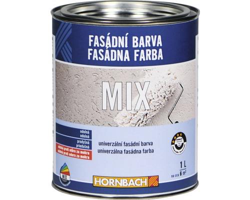 Fasádna farba Hornbach MIX, báza C 1l