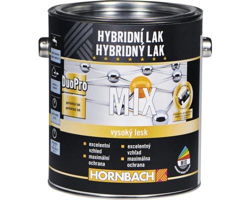 Hybridný lak Hornbach MIX vysoký lesk, báza C 2 l