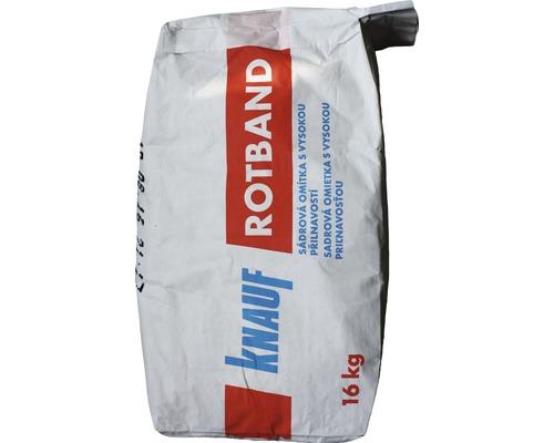 Sadrová omietka KNAUF Rotband univerzálna 16 kg biela