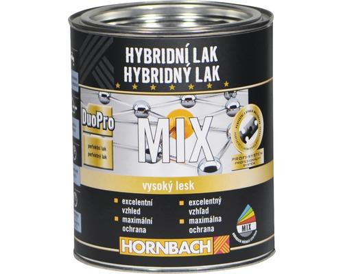 Hybridný lak Hornbach MIX vysoký lesk, báza C 750 ml