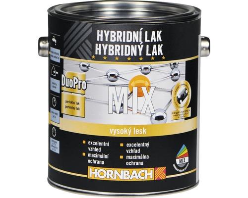 Hybridný lak Hornbach MIX vysoký lesk, báza A 2 l