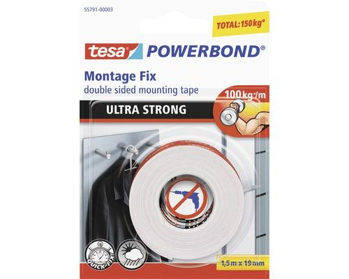 Montážna páska UltraStrong 1,5m x 19mm