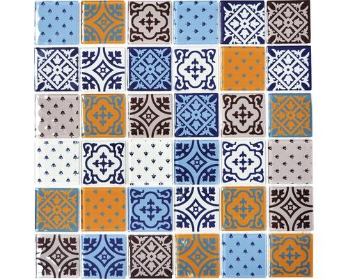 Sklenená mozaika CM 4OP12 VIACFAREBNÁ 30x30 cm
