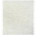Sklenená mozaika CUBA B27W BIELA 27,5x29,7 cm