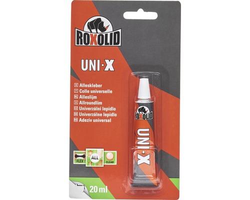 Univerzálne lepidlo Roxolid UNI-X 20ml