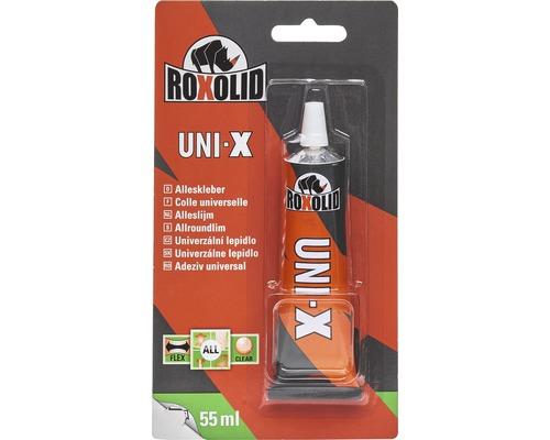 Univerzálne lepidlo Roxolid UNI-X 55ml