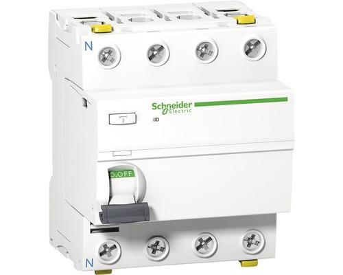 Prúdový chránič Schneider Electric 4P 40A/30mA, iID, 10KA