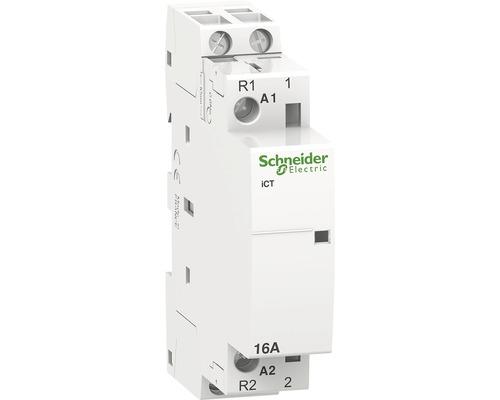 Stýkač Schneider Electric 1ZAP 1VYP, 16A, iCT 230/240V AC