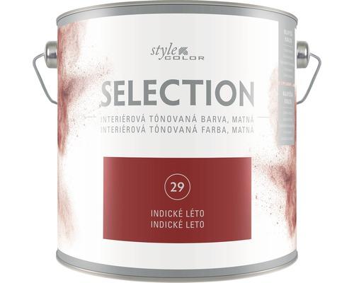 Farba na stenu Hornbach Selection odtieň 29, 2,5 l