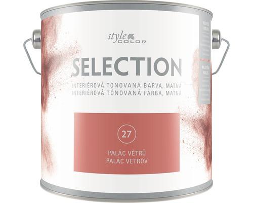 Farba na stenu Hornbach Selection odtieň 27, 2,5 l