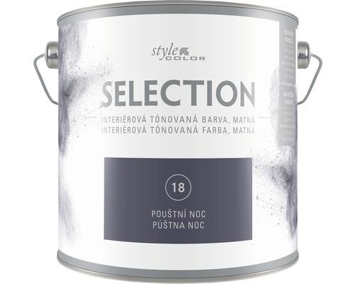 Farba na stenu Hornbach Selection odtieň 18, 2,5 l