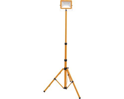 LED pracovný reflektor 30W so statívom