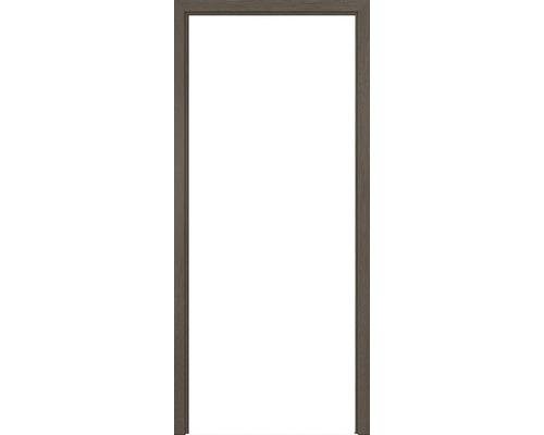 Obložková zárubňa 80P šírka 140 - 159 mm antracit (VÝROBA NA OBJEDNÁVKU)
