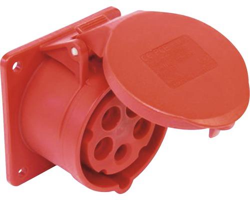 Vstavaná zásuvka IP44 4x32 A