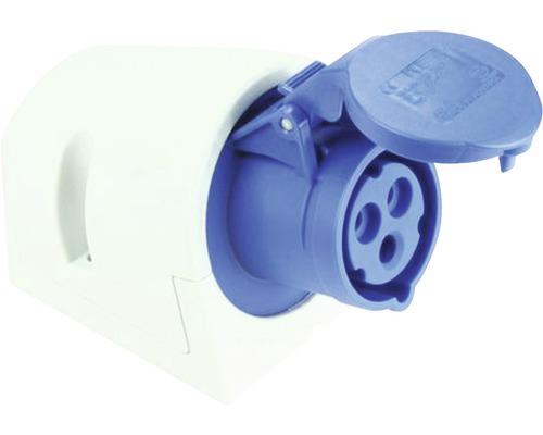 Nástenná zásuvka IP44 3x16 A