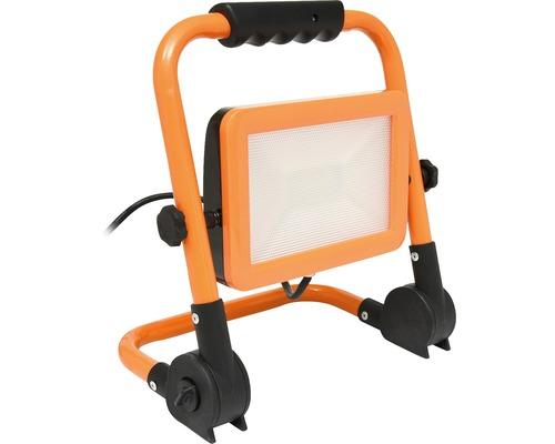 LED pracovný reflektor 50W prenosný