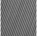 Zástena LOP 1,8x3 m farba šedá