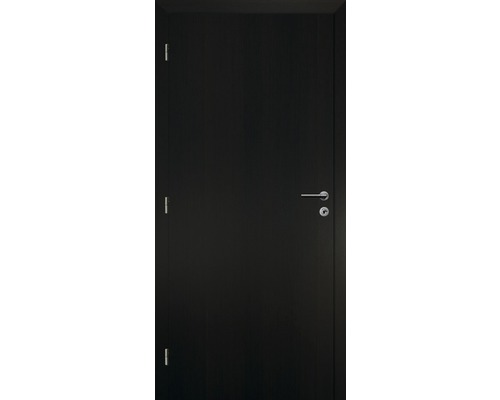 Protipožiarne dvere Solodoor GR 90 Ľ fólia wenge (VÝROBA NA OBJEDNÁVKU)
