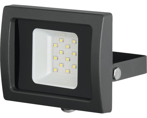 LED reflektor SMD IP65 10W 900lm 4000K šedý