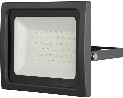 LED reflektor IP65 50W 4500lm 4000K šedý