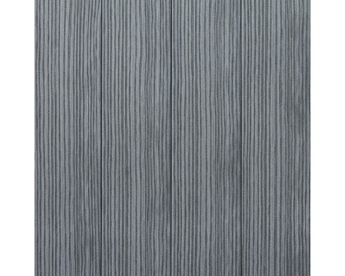 Plastová plotovka WPC PILWOOD 2000 x 120 x 12 mm, sivá