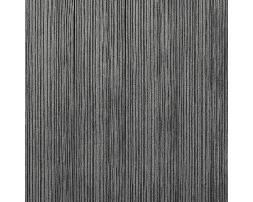 Plastová plotovka WPC PILWOOD 1500 x 120 x 12 mm, antracitová
