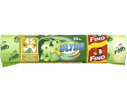 Vrecia na odpadky FINO Ultra 10x45 l