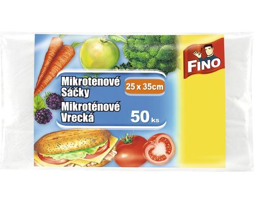 Mikroténové sáčky FINO 25x35 cm, 50 ks