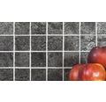 Sklenená mozaika CM 4BL22 ČIERNA 30x30 cm