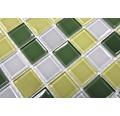 Sklenená mozaika CM 4488 mix 30,5x32,5 cm
