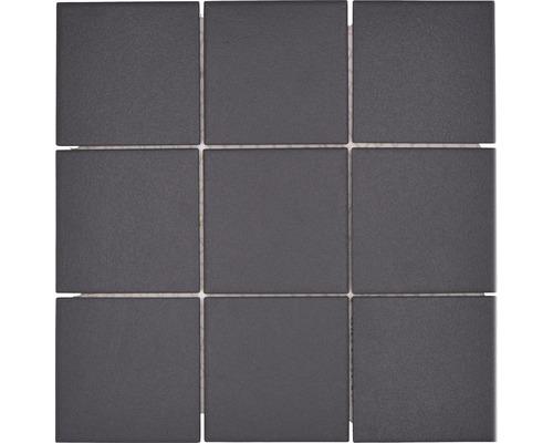 Keramická mozaika RAT 890 čierna 30 x 30 cm