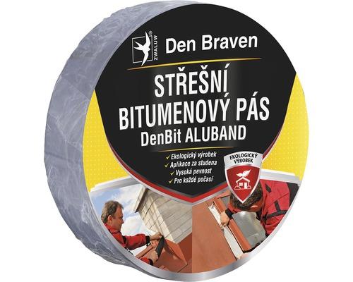 Bitúmenový pás izolačný DEN BRAVEN DenBit Aluband Plus 50 mm x 10 m