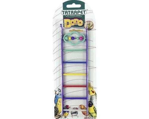Rebrík pre vtáky s gorálkami 22 cm